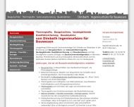 Bild Webseite Dimbath B. Dipl.-Ing. Ingenieurbüro für das Bauwesen München