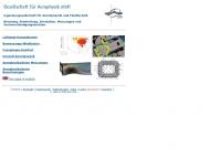 Bild Webseite GfA Gesellschaft für Aerophysik München