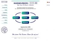 Website Ing.-Büro HKM - Statik, Bauphysik Ing.-Büro
