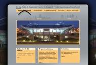 Bild Webseite Dr.-Ing. Peter A. Kugler und Partner München