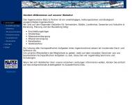 Bild Webseite  Winnenden