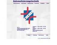 Bild Webseite MKL Ingenieurgesellschaft München