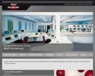Bild Wolf GmbH Sicherheitsdienstleistung