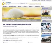 Bild KÖTTER GmbH & Co. KG Security Wach- und Sicherheitsunternehmen