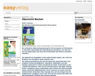 Bild Webseite Easy Verlag Frankfurt