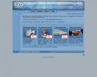 Bild V&D Webhosting