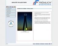 Bild Fröhlich Biegetechnik GmbH & Co. KG