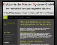 Bild Elektronische Kassen Systeme GmbH
