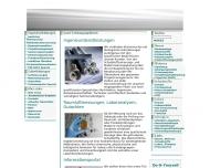 Ingenieur- und Laborleistungen f?r Innenraumschadstoffe, Brandschutz, Sigeko, kontrollierter R?ckbau...