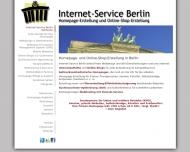Bild Webseite Jochen Skibbe, Medienberater und Internet-Service Berlin