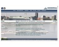 Bild Webseite Grünewald Adolph Hamburg