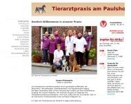 Bild Borsuck Petra Dr.med.vet. Tierarztpraxis