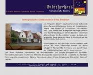 Bild Webseite  Groß-Umstadt