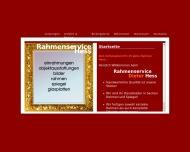 Bild Rahmenservice Dieter Hess Rahmenatelier
