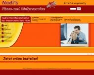 Website Nadis Hadis Pizza Service