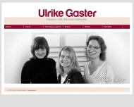 Bild Gaster Ulrike Krankengymnastik
