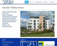 Bild WSP Wölfer, Schweitzer & Partner Bauingenieurgesellschaft mbH