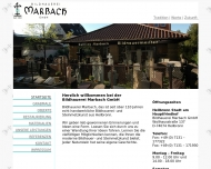 Bild Webseite Bildhauerei Marbach Heilbronn