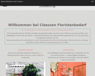 Willkommen auf H.Claessen Cie. Nachf. GmbH Co KG H.Claessen Cie. Nachf. GmbH Co KG