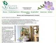 Bild Blumen Rausch Friedhofsgärtnerei Meisterbetrieb