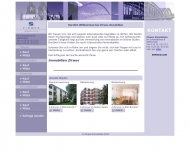 Bild Webseite Zirwes Edith Immobilien Köln