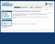 Website Wäscherei Kreiß