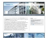 Bild Webseite Franzen Ingenieur- und Montagebau Nürnberg