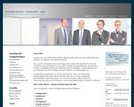 Bild Webseite Rechtsanwaltskanzlei Engelmann • Eismann • Ast Nürnberg