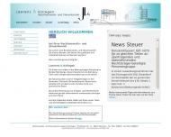 Bild Webseite Rechtsanwaltskanzlei Lawrenz & Kollegen Nürnberg