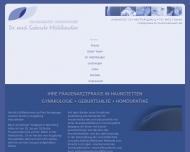Bild Mühlhäußer Gabriele Dr. Frauenärztin