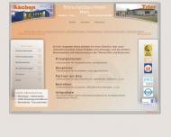 Bild Webseite Blitzschutzbau Rhein-Main Adam Herbert Aachen