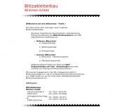 Bild Blitzableiterbau Wimmer GmbH