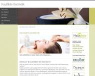 Bild Dreier Heike Kosmetik und Medizinische Fußpflege