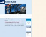 Bild Webseite Schulte Gustav Technischer Großhandel Plettenberg