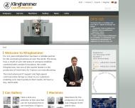 Bild Klinghammer Can Technology GmbH