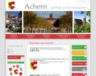 Bild Stadtverwaltung Achern - Campingplatz
