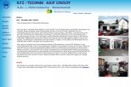 Bild Cinsoy Akif KFZ-Technik
