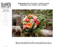 Bild Bahlcke Werner Blumenkunstgewerbe