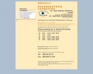 Bild Hoffmann-Lerner Andreas Dr.med. u. Freudenthaler Nora Dr.med. Augenzentrum Germering Gemeinschaftspraxis für Augenheilkunde