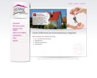 Bild Webseite  Haigerloch