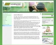 Bild BAG Hohenlohe - Raiffeisen - eG Lagerhausbetrieb