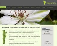 Bild Blumen Botanica Peter Lücker
