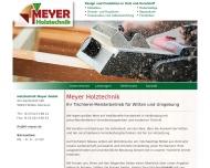 Bild Holztechnik Meyer GmbH