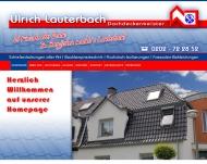 Bild Dachdecker Lauterbach aus Wuppertal - Dachdeckerei ...
