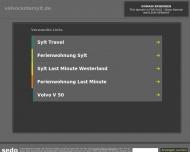 Bild Webseite M & L Jürgensen Sylt-Ost
