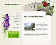 Bild Steinbuch Robert Blumenhaus Friedhofsgärtnerei