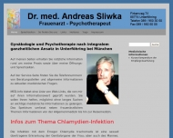 Bild Webseite Sliwka Andreas Dr.med. Frauenarzt Unterföhring