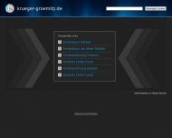 Bild Webseite  Altenkrempe