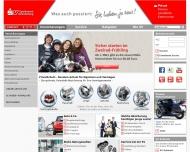 Bild Webseite  Bad Liebenstein