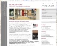 Bild Webseite VOELKER Reutlingen